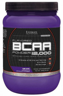 Ultimate Nutrition BCAA Powder 12,000 (228 г)